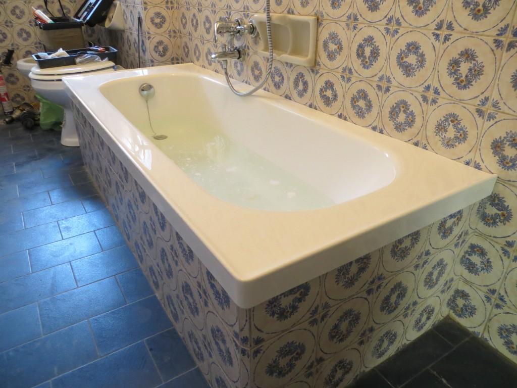 Free vasca da bagno ditta urso pietro with vasca da bagno - Vasche da bagno su misura ...